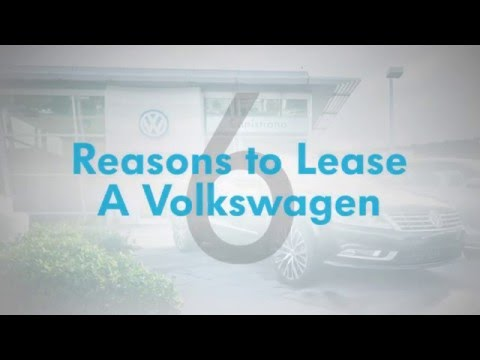 6 Reasons to Lease at Capistrano VW