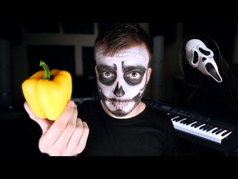 Así se hacen los sonidos de las pelis de TERROR - ft. Ter - Especial Halloween
