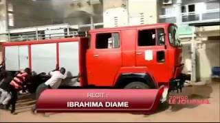 Incendie à l'agence régionale de développement de Kaffrine   Le camion des sapeurs pompiers tombe en