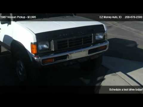 1987 Nissan Pickup - for sale in Burley, ID 83318