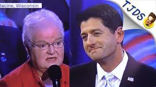 Paul Ryan Lies To A Nun's Face On CNN
