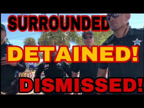 Sheriff gets dismissed after unlawful detainment over a bumper sticker