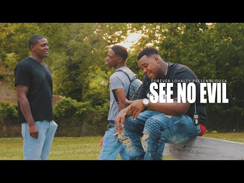 Dusa- See No Evil |Official Music Video| @Twone.Shot.That