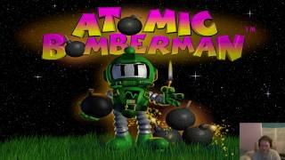 Atomic Bomberman - What the...? Is this really a game?