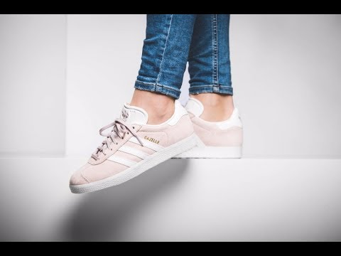 Unboxing Review zapatillas adidas Gazelle bb5482 YouTube
