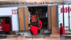 Moving Ahead: Moving & Storage in Long Island