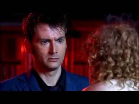 Doctor Who - Forest of the Dead - River tells The Doctor her secret