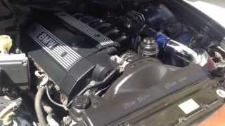 HOW TO Detail Engine To Look New Again BMW 5 Series 3 Series E90 E39 528I 328I M5 M3