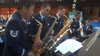 Sax Quartet from Cowboy Bebop