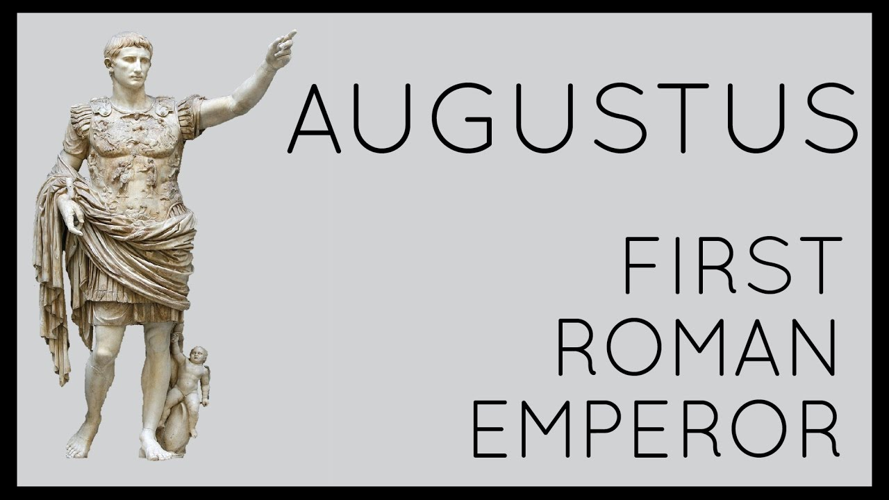 a biography of roman emperor augustus As the first roman emperor (though he never claimed the title for himself), augustus led rome's transformation from republic to empire during the tumultuous years following the assassination of his great-uncle and adoptive father julius caesar he shrewdly combined military might, institution-building and lawmaking to.