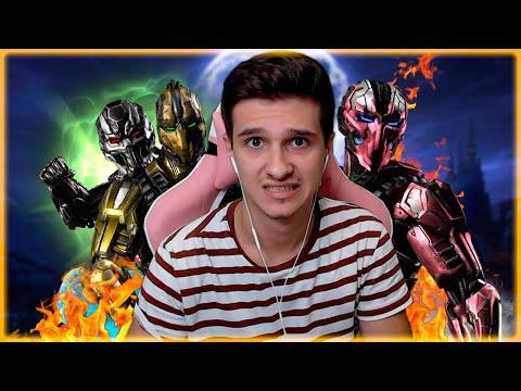 ЖЕСТКОЕ ИСПЫТАНИЕ ПРОТИВ ВСЕХ ТРИБОРГОВ В Mortal Kombat Mobile