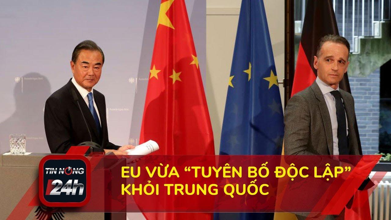 """EU vừa tuyên bố """"độc lập"""" khỏi Trung Quốc, Các nhà ngoại giao Bắc Kinh đã có 1 năm tồi tệ ở Châu Âu?"""