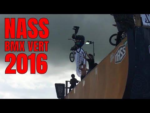 Mat Hoffman - BMX VERT NASS 2016