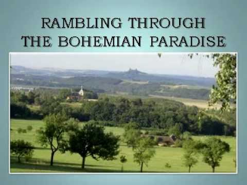 Rambling through the Bohemian Paradise in the Czech Republic with travel agency Hoska Tour