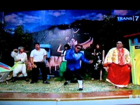gangnam style opera van java