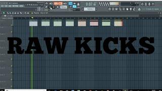 8 Raw/Psy/xtraRaw Kicks [free download]