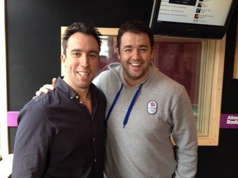 Jason Manford Interview on Absolute Radio (full-length)