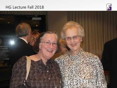 2018 HG Lecture Slideshow