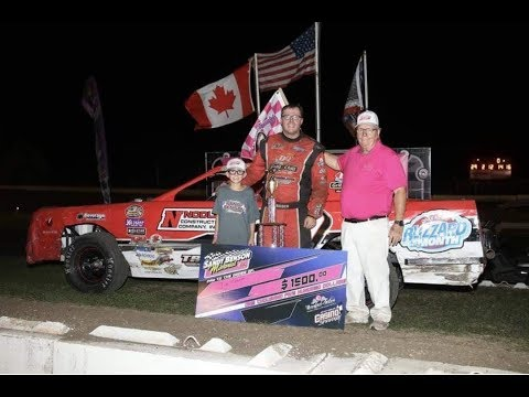 Jeff Crouse Racing. 🏁🏁$1,500 Feature win at Casino Speedway🏁🏁.  Street Stock.  8/26/18