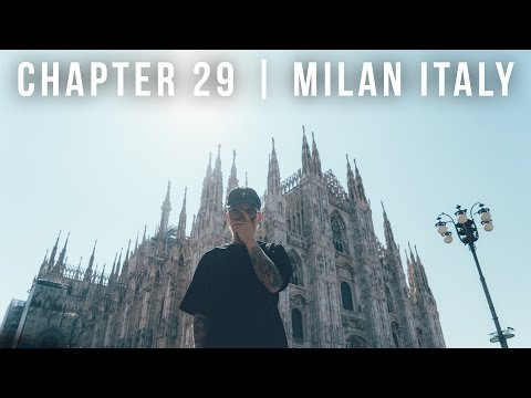 TRAVELING TO MILAN ITALY FOR ONE DAY!