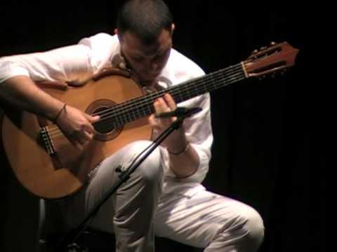 (BROUWER) - UN DIA DE NOVIEMBRE - Flavio Sala, Guitar