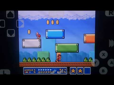 Super Mario Bros 3 On Android