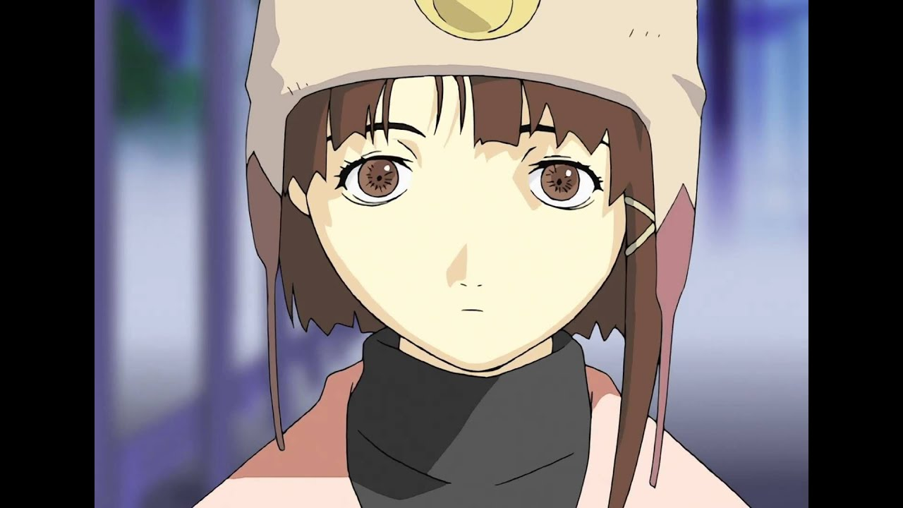 Serial Experiments Lain Ncop Youtube