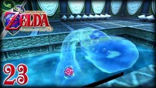 Zelda Ocarina of Time 3D - Cap.23 La ameba acuática gigante
