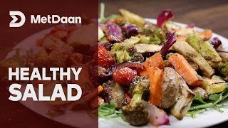 Perfect healthy salad | MET DAAN
