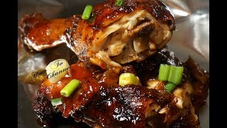 WORLD'S BEST JUICY OVEN BAKED JERK CHICKEN RECIPE