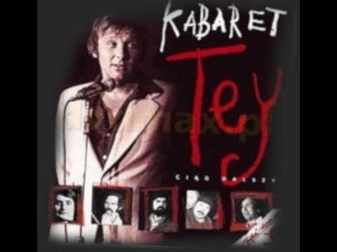 Kabaret Tey nagrany magnetofonem 30 lat temu