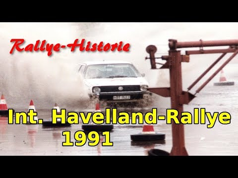 Int. Havelland-Rallye Berlin 1991 TV