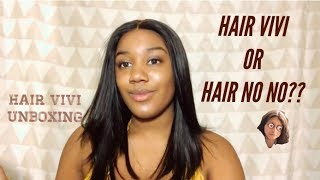 """""""ISSA WIG"""" HAIR VIVI UNBOXING & REVIEW *Not Sponsored*"""