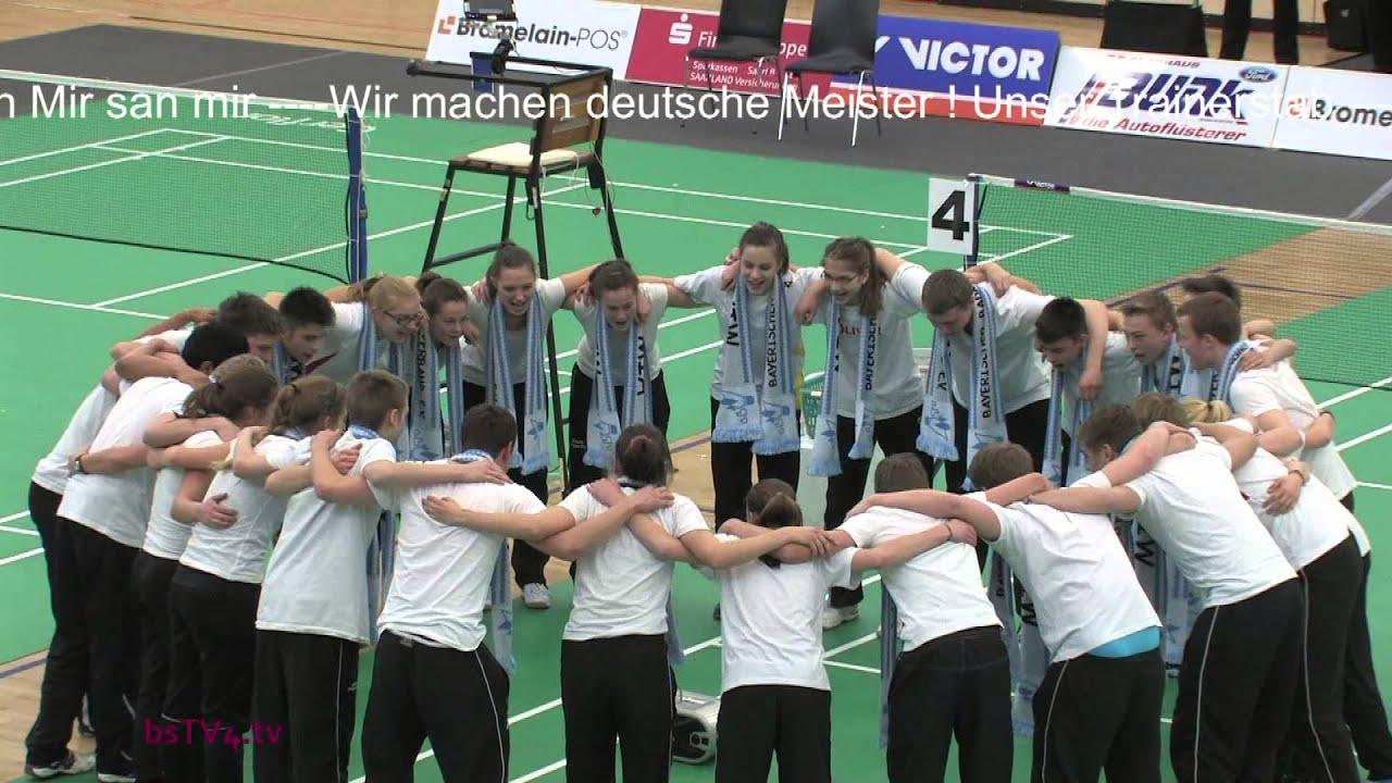 Badminton Bayern