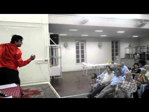 Parsi Community Show, Bangalore. 20th June 2015