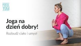 Repeat youtube video Joga W Domu Z Basią Lipską- Rozbudź Ciało i Umysł