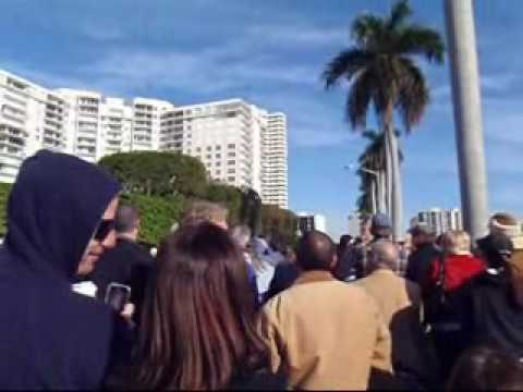 Implosion of 30 Story Building in West Palm Beach.wmv