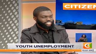 Attempts to spur entreprenuership - Youth Unemployment