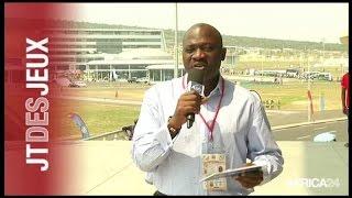 JT des Jeux africains, le best-of ! (4/4)
