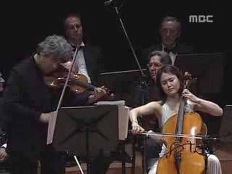 Han Na Chang-Passacaglia for Violin and Cello