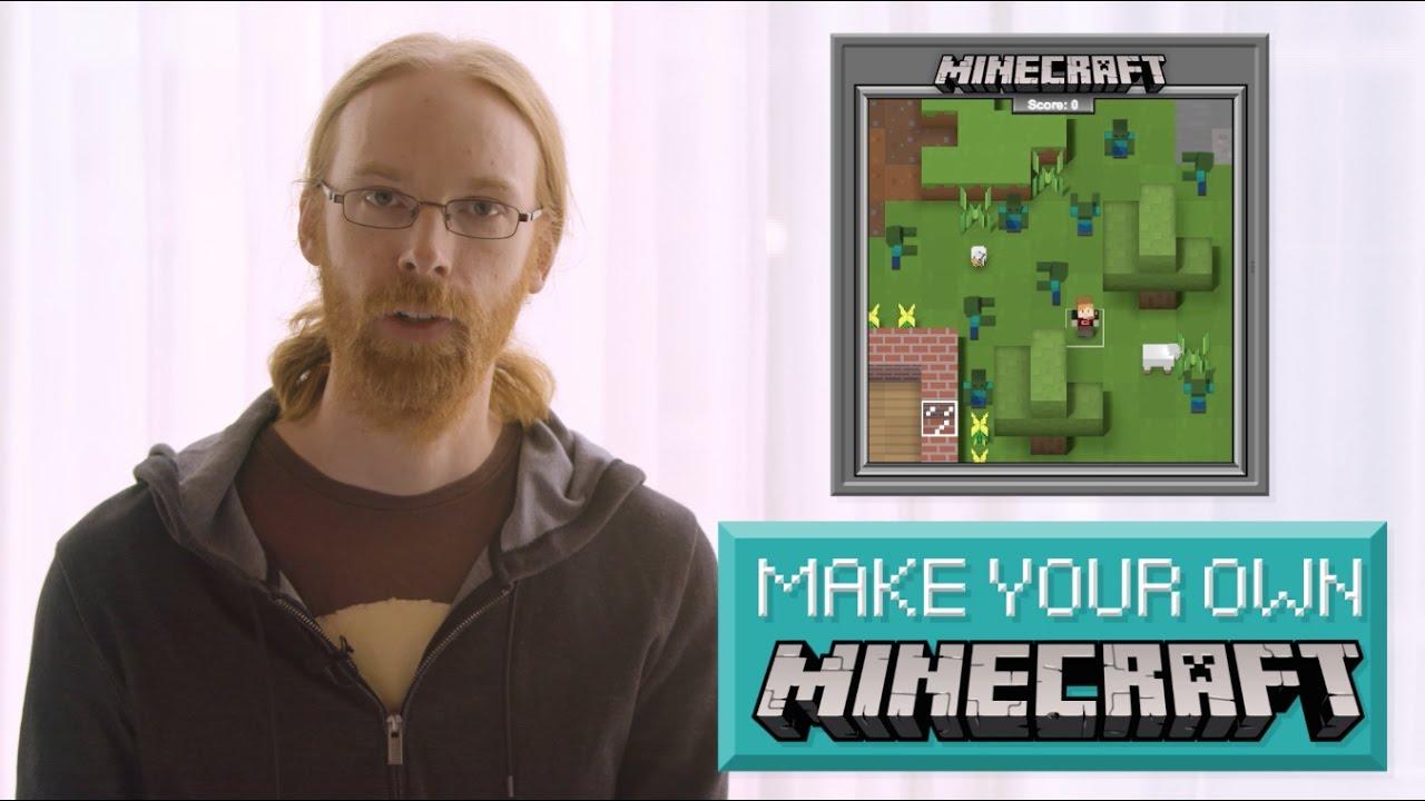 Code Org Minecraft Hour Of Code Designer