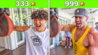 Download Who Can Punch The Hardest? - Challenge Mp3 and Videos