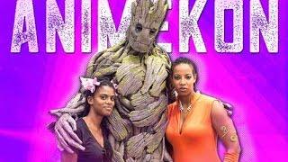 BimROCK goes Animekon 2015