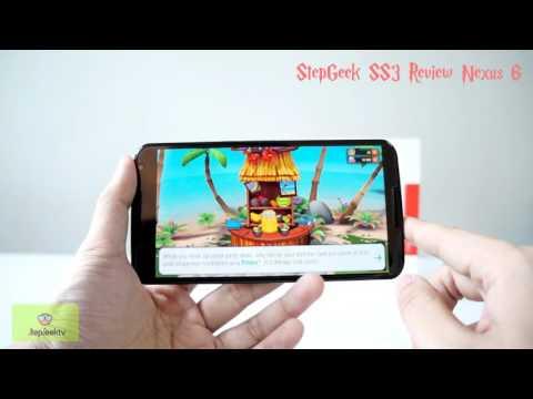 StepGeek SS3 Review Nexus 6 โคตรโหดกระโดดตบหน้า