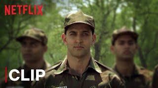 Hrithik Roshan's Training Gone Wrong | Lakshya | Netflix India Thumb