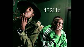 Outkast- West Savannah 432Hz [Aquemini]