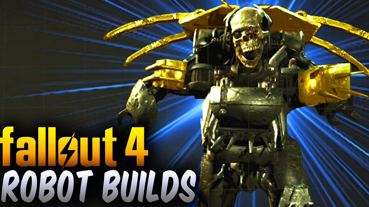 Fallout  Automatron Best Robot Builds