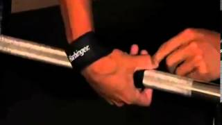 How to Use Weight Lifting Straps By Paradise Nutrition Inc