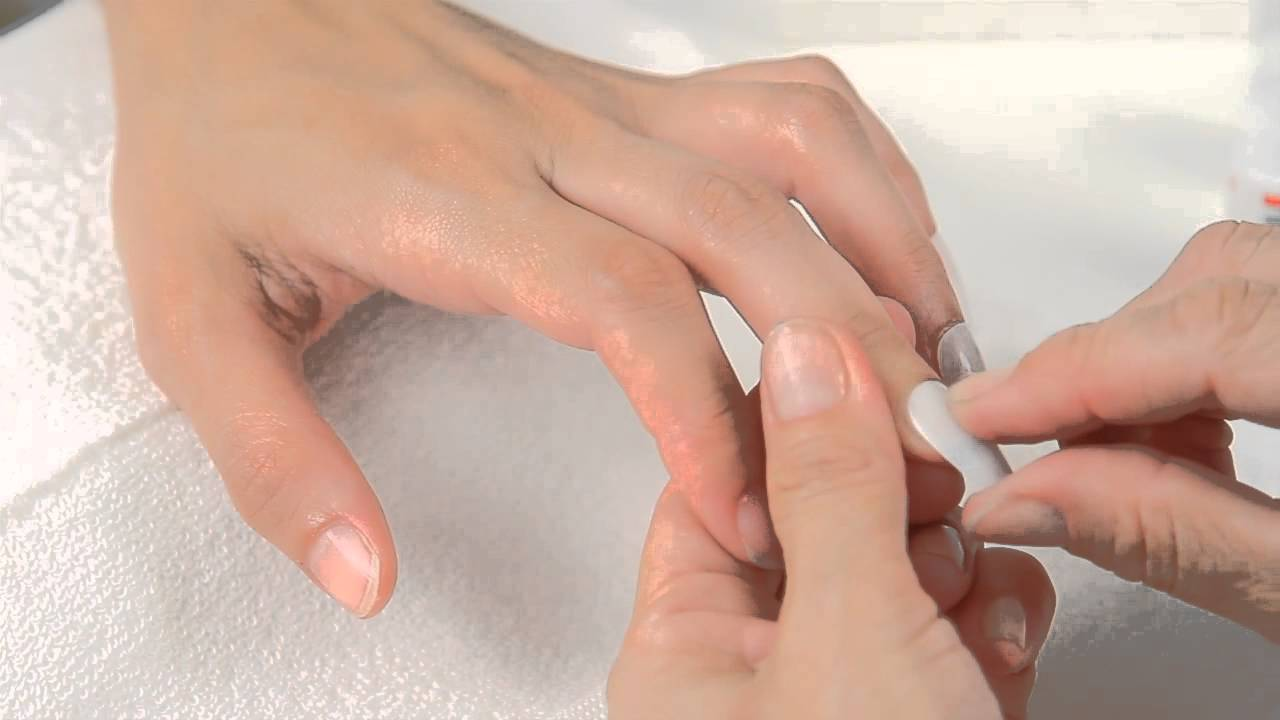 Cómo Pegar Y Cortar Uñas Postizas Tips Para Manicura