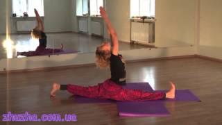 Занятие по йоге урок № 4 СТ RAKASSA
